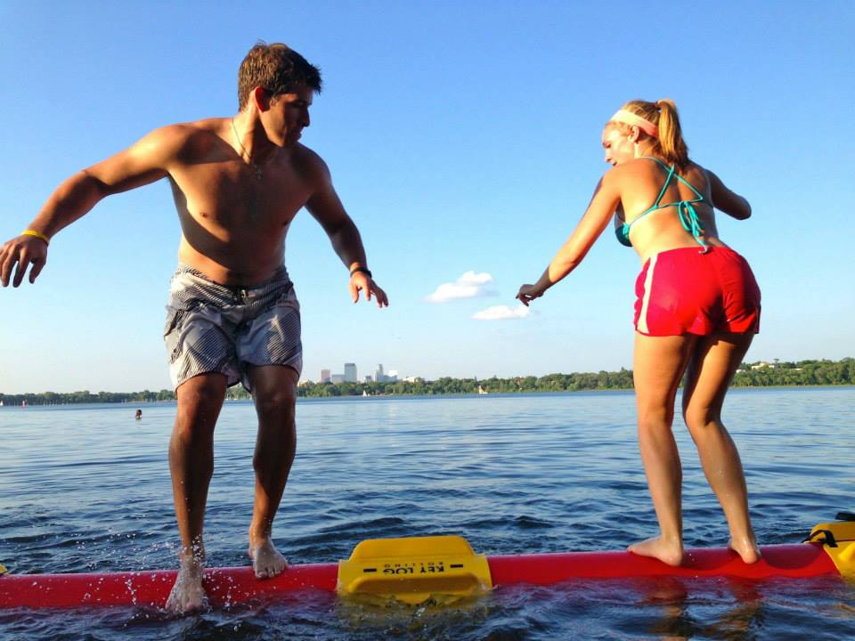 Log Rolling Date Night will Spice up your Aquatics Program!