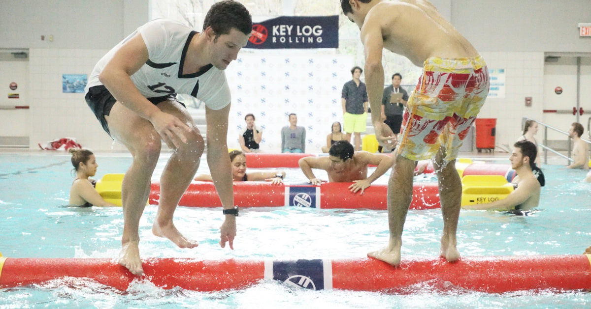 Log Rolling At Indiana University Attracts More Students To The Pool