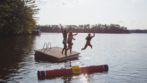 Bring Log Rolling to your Lake Home!