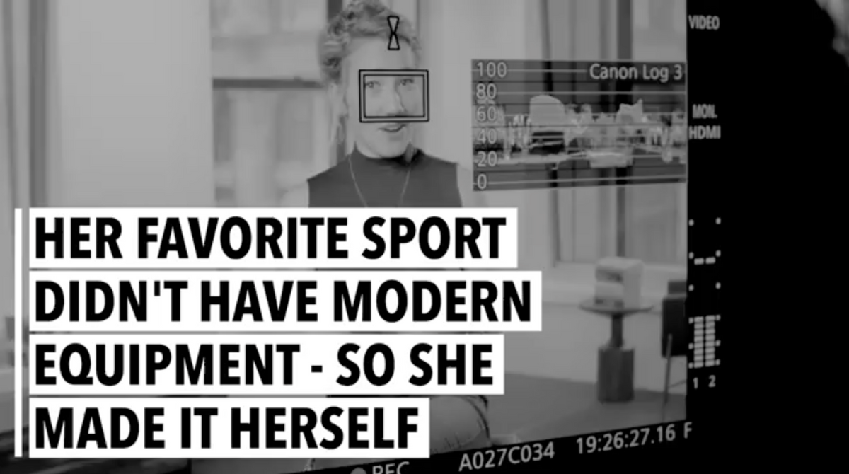 Co-founder/CEO Abby Hoeschler Delaney shares her thoughts on the sport in a LinkedIn video
