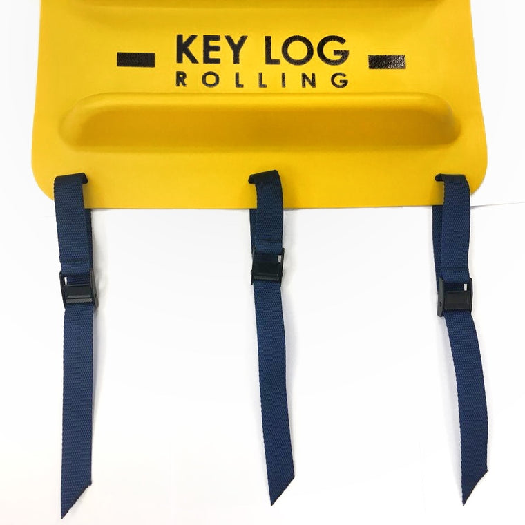 Training Fin Strap - 3 pack - Key Log Rolling