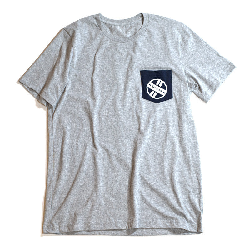 Key Log Pocket T-Shirt - Key Log Rolling