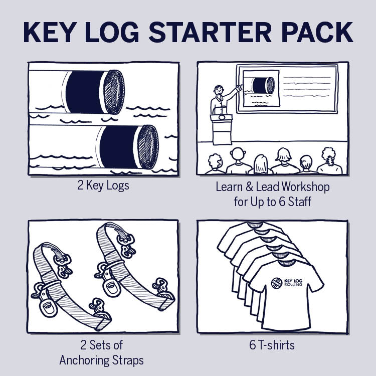 Key Log Starter Program Pack - Key Log Rolling