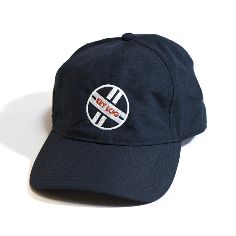 Key Log Navy Performance Cap