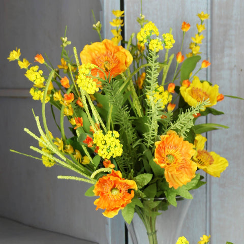 Summer Poppy Bouquet