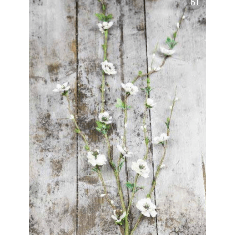 Flowering Blossom Twig Spray