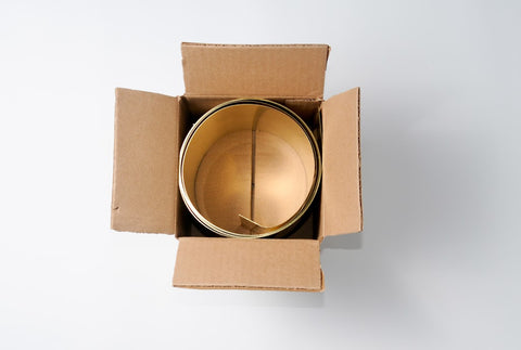 "Brass 260 Half Hard Shim Stock  .015"" x 12""x 120""  S22015"