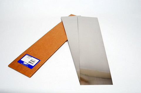 "Stainless Steel 300 Series Shim Stock 10 Piece Flat Pak .0015"" x 6"" x 18"" S10305"