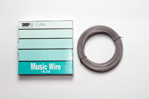"Stainless Wire .012"" 302 Spring Temper S81012"