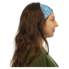 Blue Medalions Headband