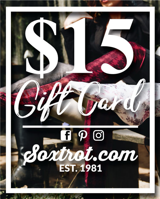 Sox Trot Gift Cards