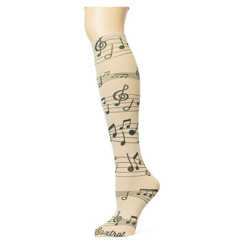 Musica Women's </br>Knee High Socks