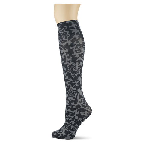 Regalia on Smoke </br>Women's Knee High Socks