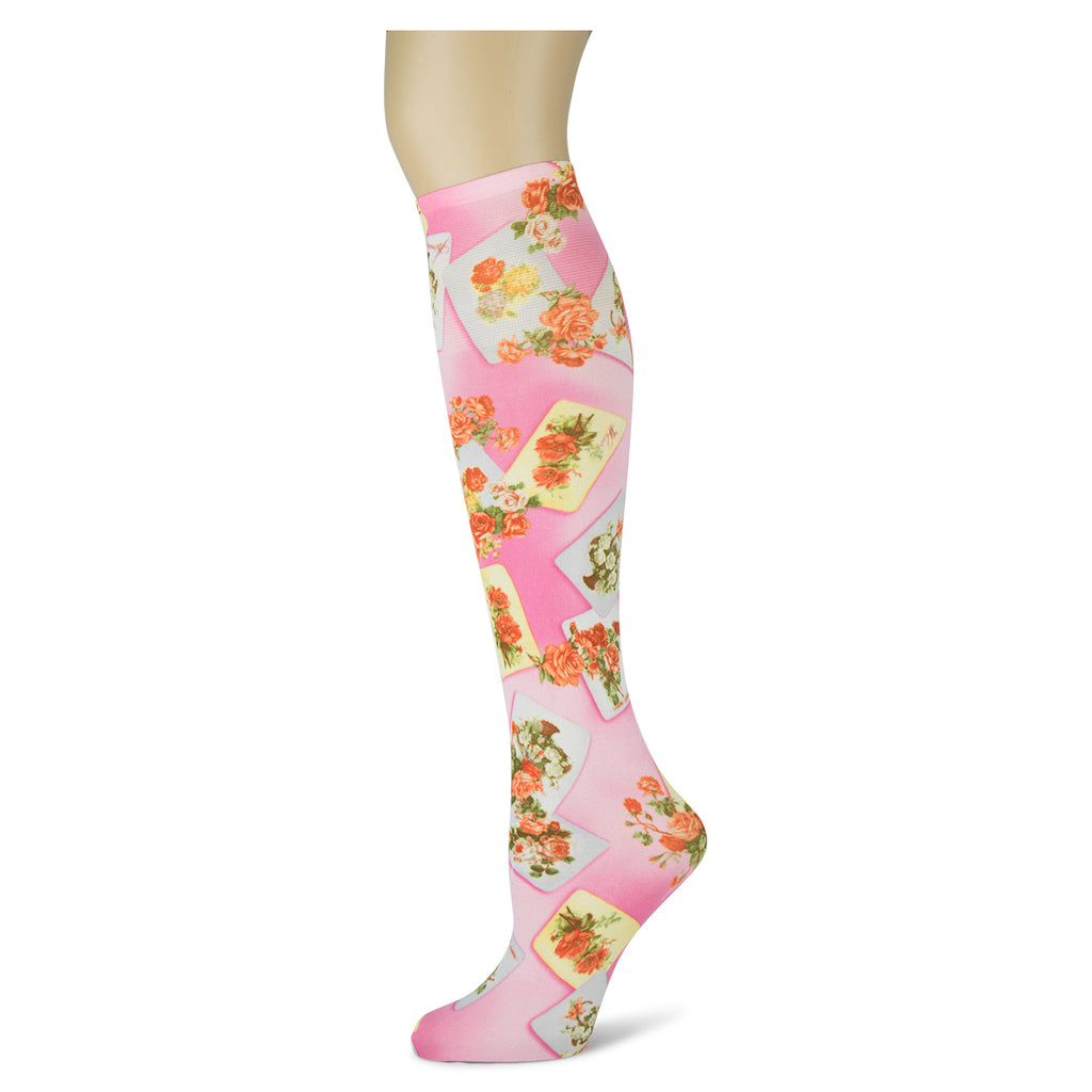 Victoriana </br>Women's Knee High Socks
