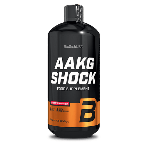 AAKG Shock - 1 000 ml - BioTechUSA