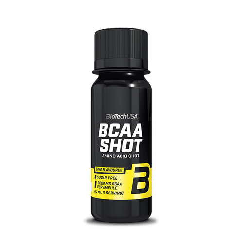 BCAA Shot - 60 ml - BioTechUSA