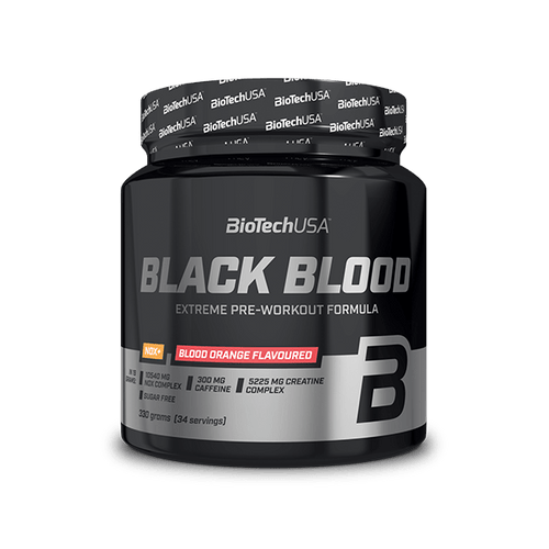 Black Blood NOX+ BioTechUSA