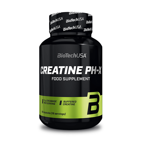 Creatine pH-X - 90 kapszula