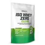 Iso Whey Zero Clear - 454 g lime - BioTechUSA