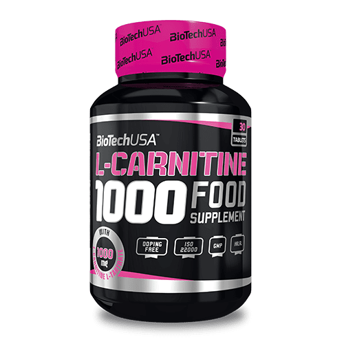 L-Carnitine 1000 mg - 30 tabletta