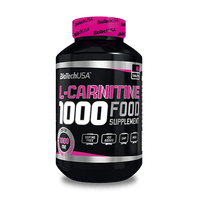 L-Carnitine 1000 mg - 60 tabletta