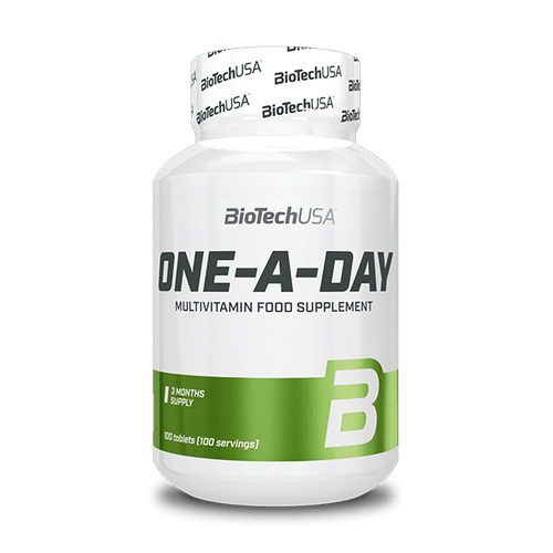One-A-Day multivitamin - 100 tabletta - BioTechUSA