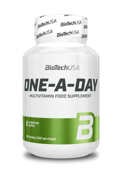fdf9684141 One-A-Day - 100 tabletta – BioTechUSA