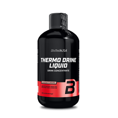 Thermo Drine Liquid - 500 ml - BioTechUSA