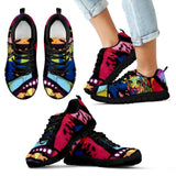 Beagle Design Kids Sneakers - Dean Russo Art - Jill 'n Jacks