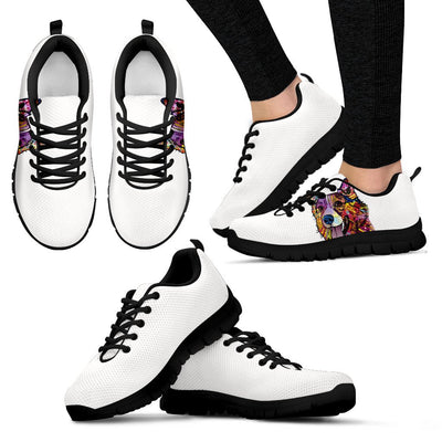 Corgi Design Women's Sneakers - Dean Russo Art - Jill 'n Jacks