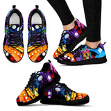 Westie Design Women's Sneakers - Dean Russo Art