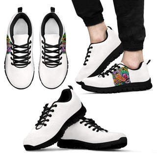 Labrador Design Men's Sneakers - Dean Russo Art