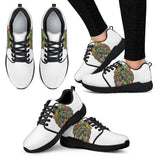 Shih Tzu Design Women's Athletic Sneakers - Dean Russo Art