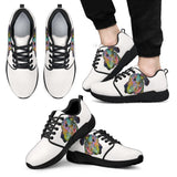 Great Dane Design Men's Athletic Sneakers - Dean Russo Art