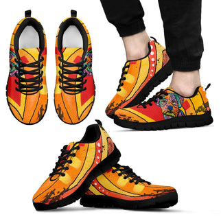 Maltese Design Men's Sneakers - Dean Russo Art - Jill 'n Jacks