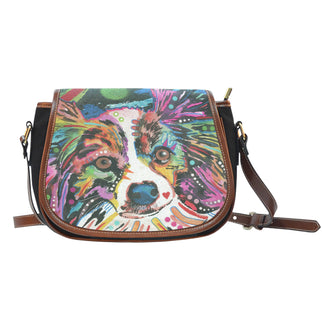 Papillon Saddle Bag - Dean Russo Art