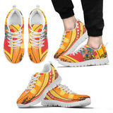 Maltese Design Men's Sneakers - Dean Russo Art