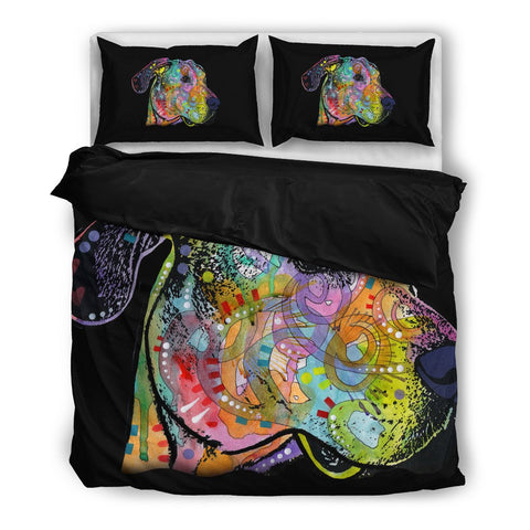 Great Dane Bedding Set Duvet Comforter Cover And Two Pillow Covers Jill N Jacks