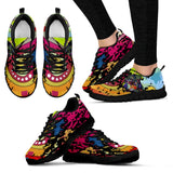 Rottweiler Design Women's Sneakers - Dean Russo Art
