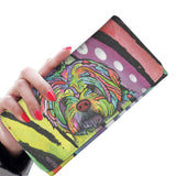 Havanese Design Womens Wallet - Dean Russo Art