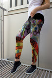 Australian Shepherd Leggings - Dean Russo Art - Jill 'n Jacks