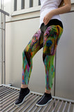 Mastiff Leggings - Dean Russo Art - Jill 'n Jacks