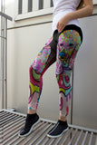 Poodle Leggings - Dean Russo Art