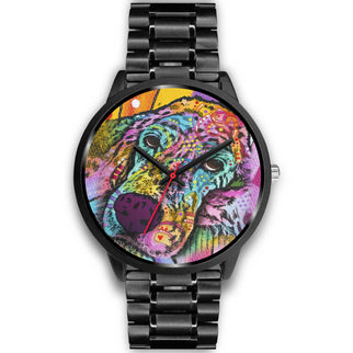 Irish Setter Series Black Watch Design - Dean Russo Art