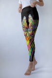 Cats Leggings - Dean Russo Art