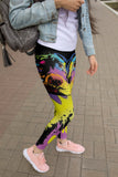 Labrador Leggings - Dean Russo Art - Jill 'n Jacks