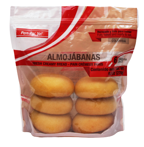 Almojábanas - Pan Pa Ya' - New Packaging, same great taste!