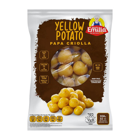Yellow Potato / Papa Criolla