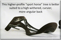 Saddle Fitting for Smarties | Tree Shape
