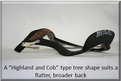 Saddle Fitting for Smarties | More About Saddle Trees